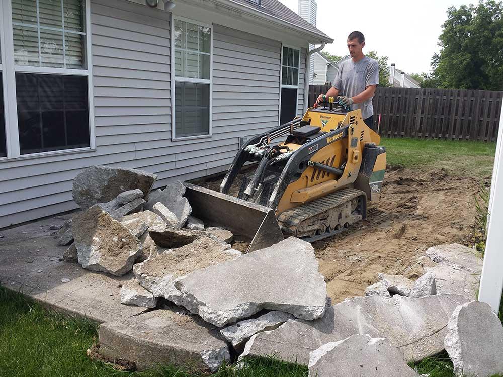 Concrete Removal Image