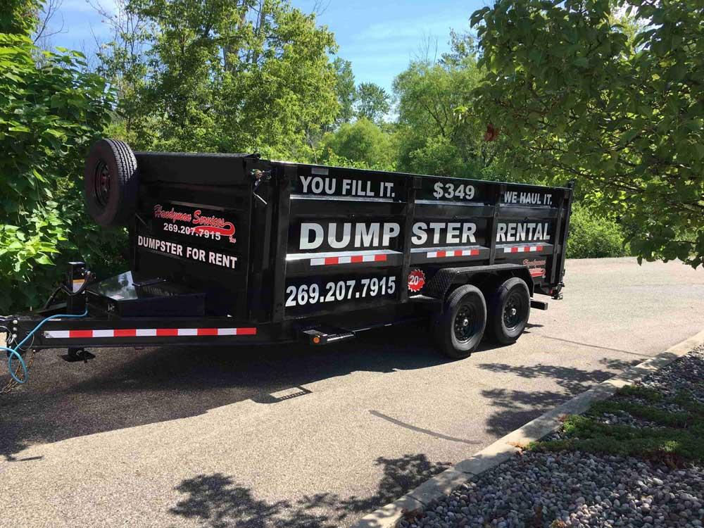 Dumpster Rental Works