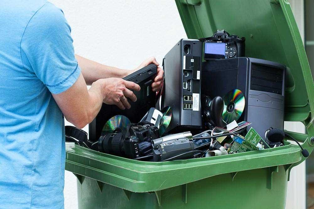 E-waste Recycling Service