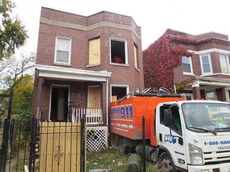 Foreclosure Cleanout Service