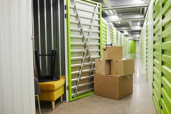 Storage Unit Cleanout