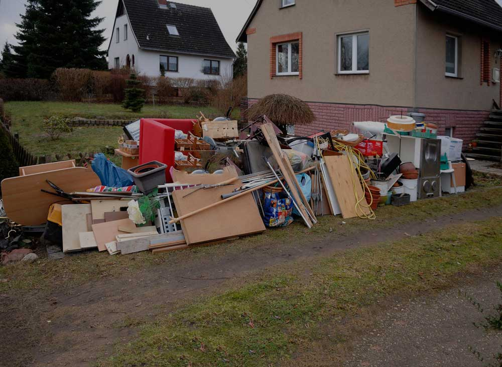 Our Holistic Junk Removal Service