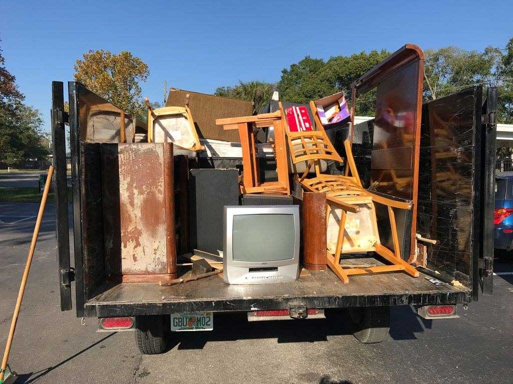 Our Professional Approach to Debris Disposal